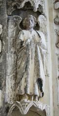 Bordeaux cathedral portail Royal