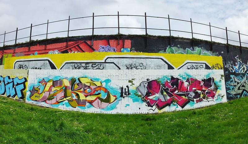 Sevenoaks street art
