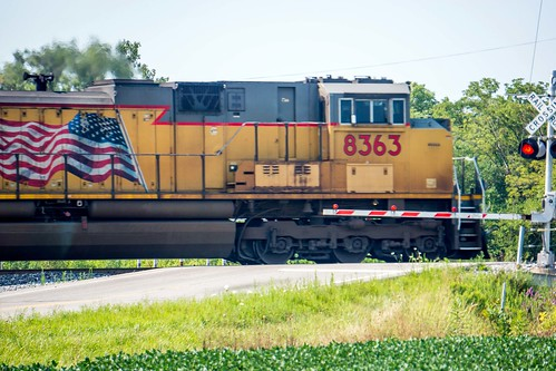 NS Westbound Payne OH