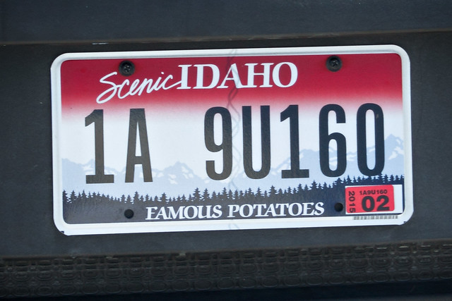 Idaho: Famous Potatoes