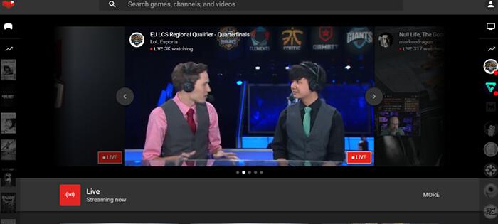 Conheça o YouTube Gaming o serviço da Google para competir direto com o Twitch