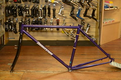 "18.5"" Bridgestone Mt Bike $85"