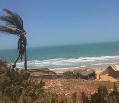 Como um dia de domingo... #BlogAuroradeCinemaviagens #mar #sol #brazil #ceara #canoaquebrada #igersbrasil #praiacearense #auroradecinema #patrimôniodoBrasil