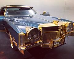 Isaac Hayes' Cadillac #cadillac #eldorado #isaachayes #soul #stax #staxrecords #memphis #tennessee