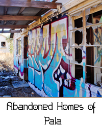 abandoned homes of pala