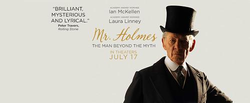 Reseña de cine: Mr. Holmes