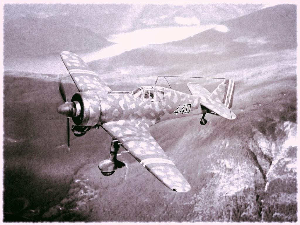 a091916e9a9 1 72 Fokker D.XXI-5  aircraft