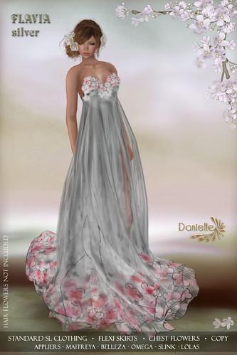 DANIELLE Flavia Silver