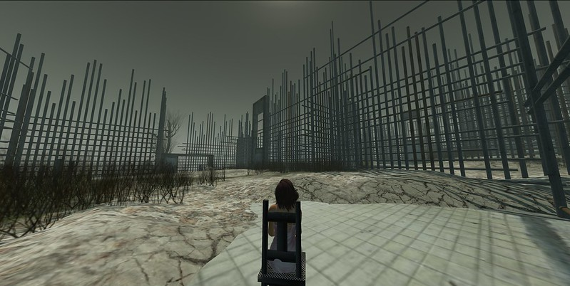 Prison by Cica Ghost  in Blackmoore sim