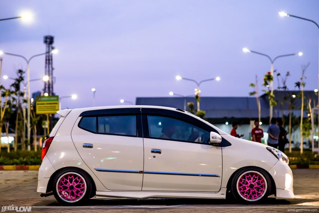 Lutfi Istiyanto Toyota Agya