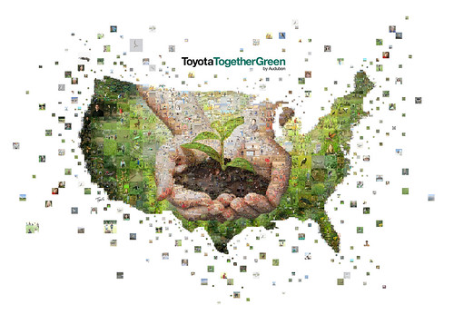 Green USA for Toyota Together Green by Audubon