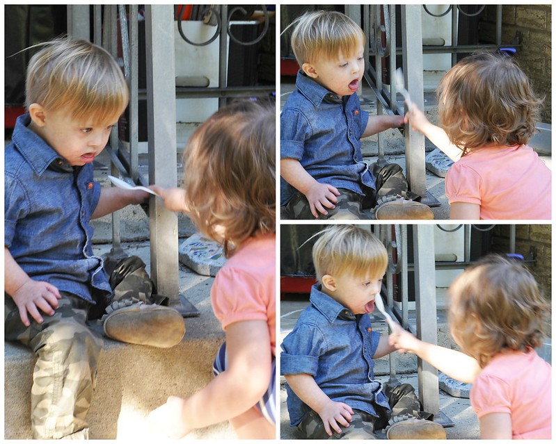 Liam and Violet