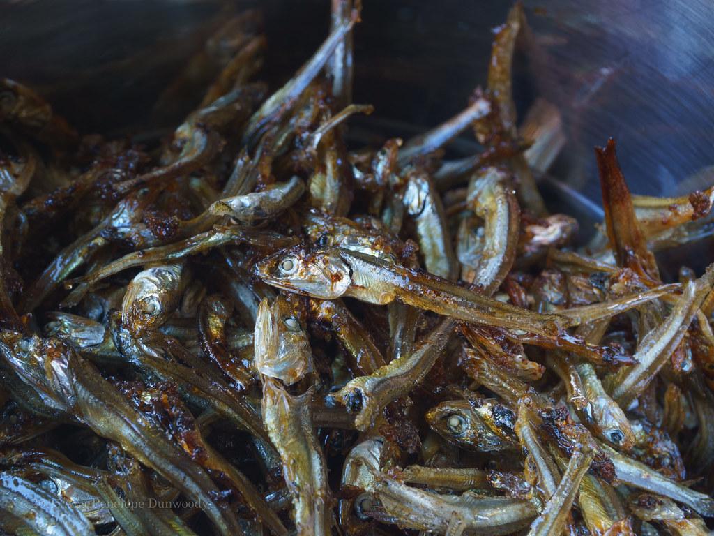 Medicibolkum (Dried Anchovy Banchan)