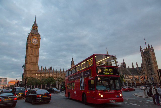 London Magic Hour #夢見た英国文化