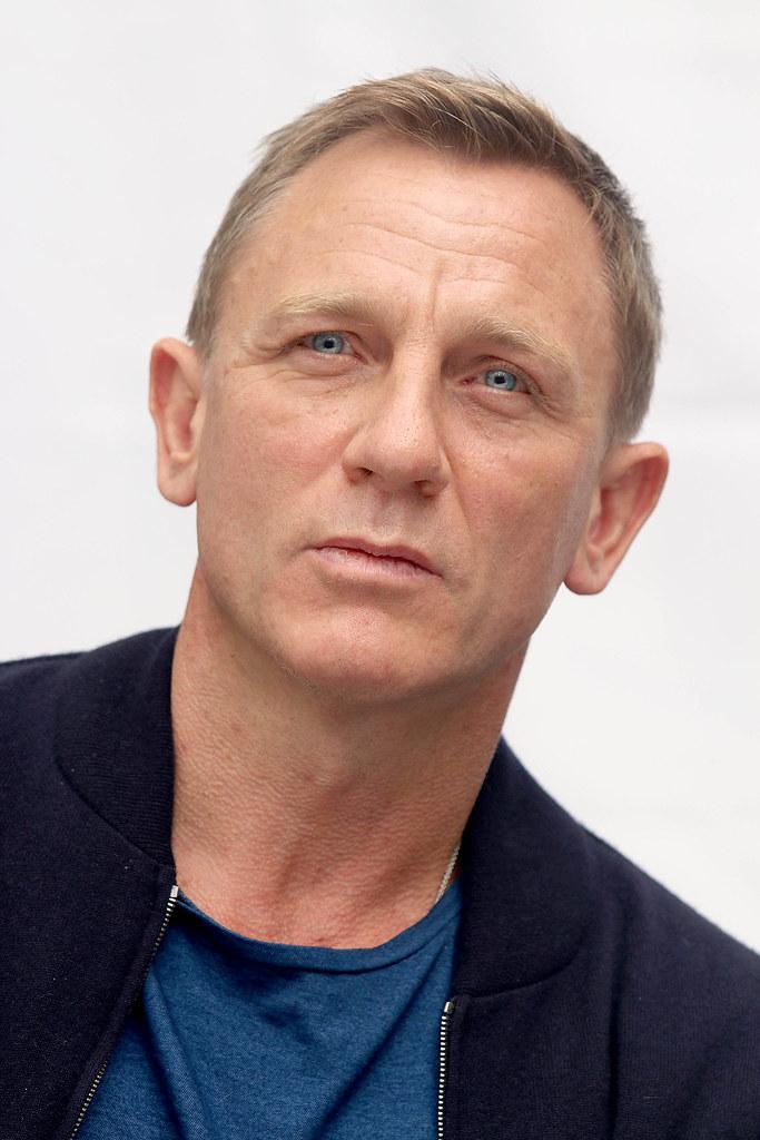 Дэниел Крэйг — Пресс-конференция «007: СПЕКТР» 2015 – 27