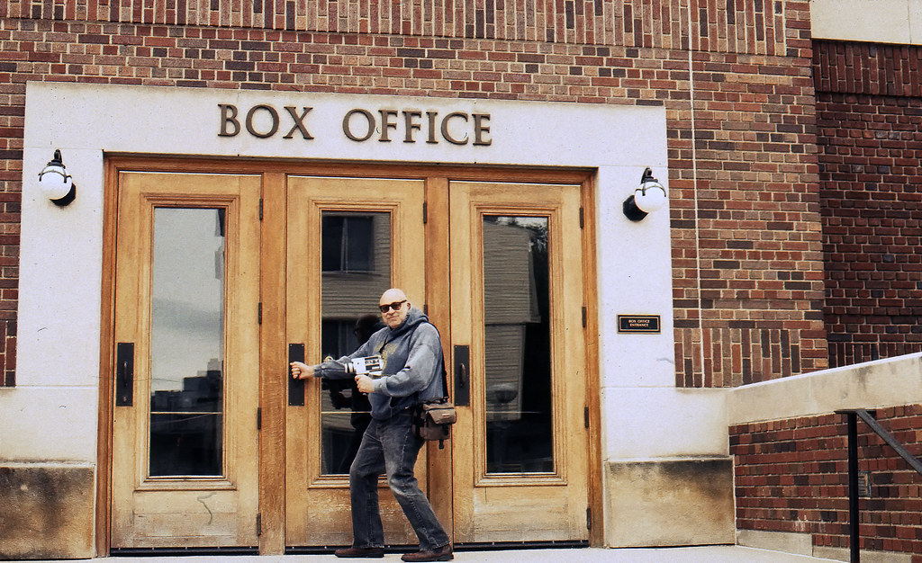 Sorry...the Box Office is Closed