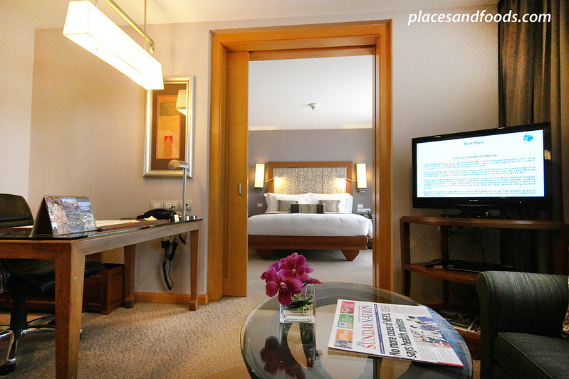 dusit thani suite