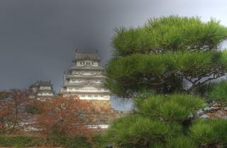 Himeji Castle-vol. 2 on OCT 22, 2015 (1)