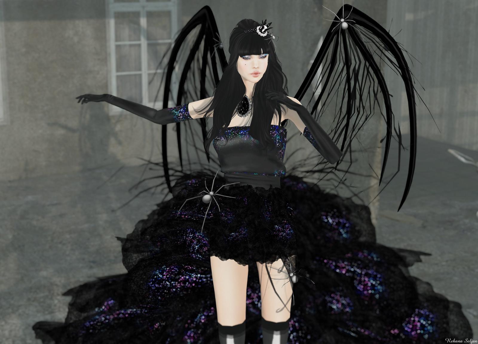 AZUL - Julie Halloween