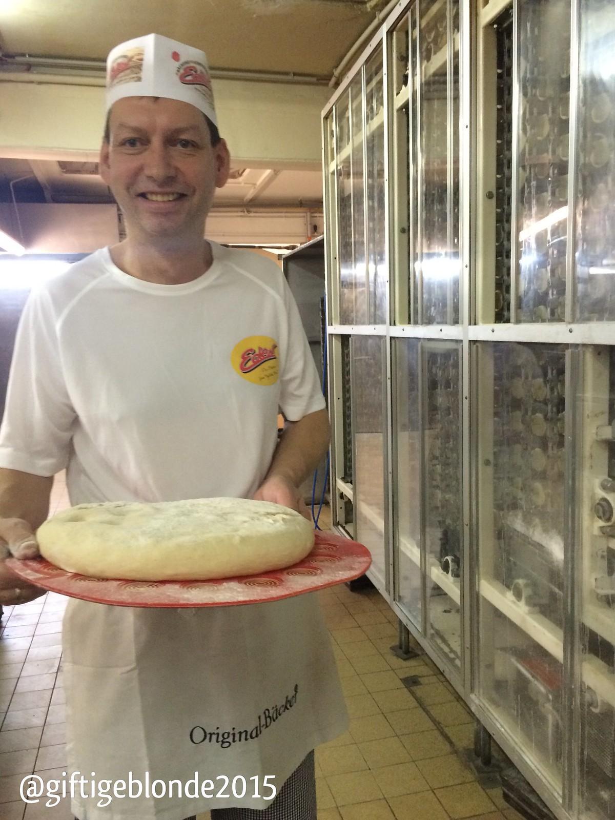 Bäckermeister Michael Eder