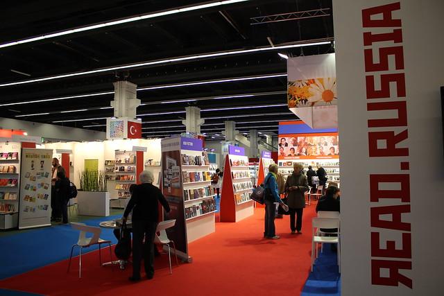 Read Russia - Frankfurt Buchmesse 2015