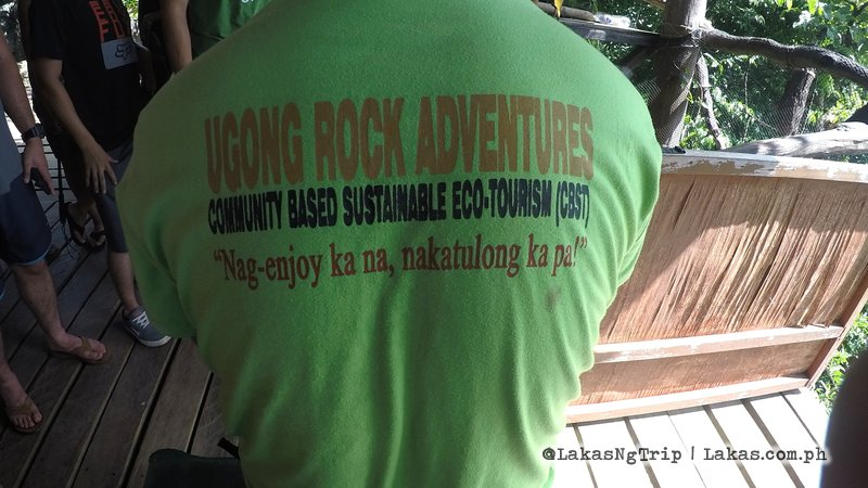 Ugong Rock Adventure