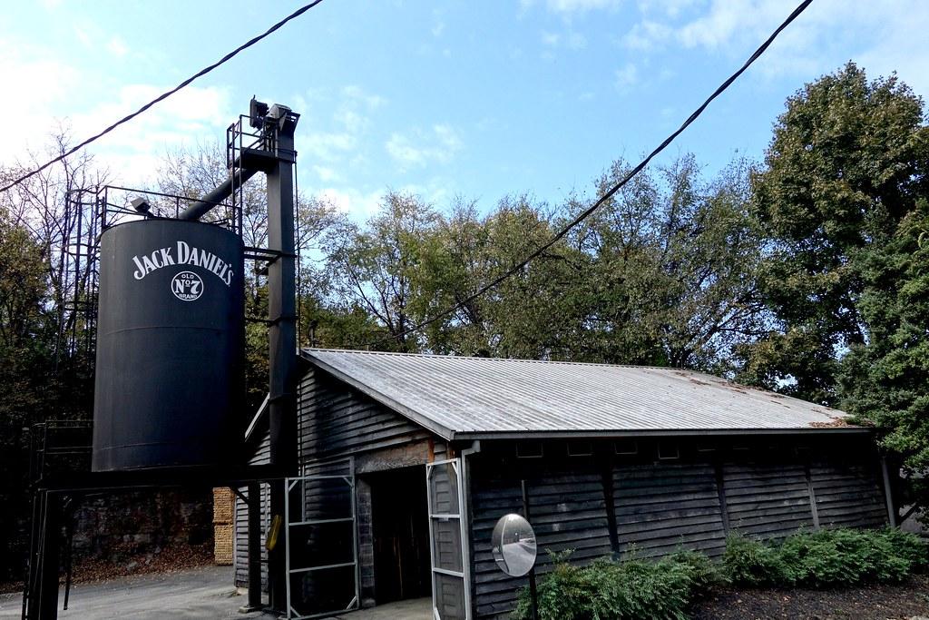 Jack Daniels Tour, Lynchburg, Tennessee