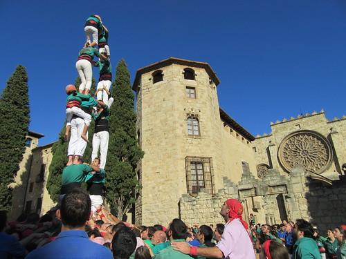 Diada de Sant Cugat 2015