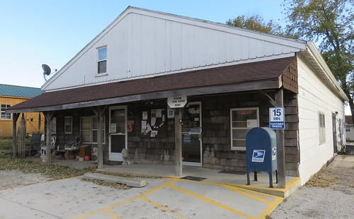 mo missouri postoffices faucett buchanancounty plattepurchase