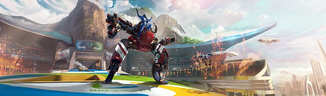 RIGS Mechanized Combat League, Image 01