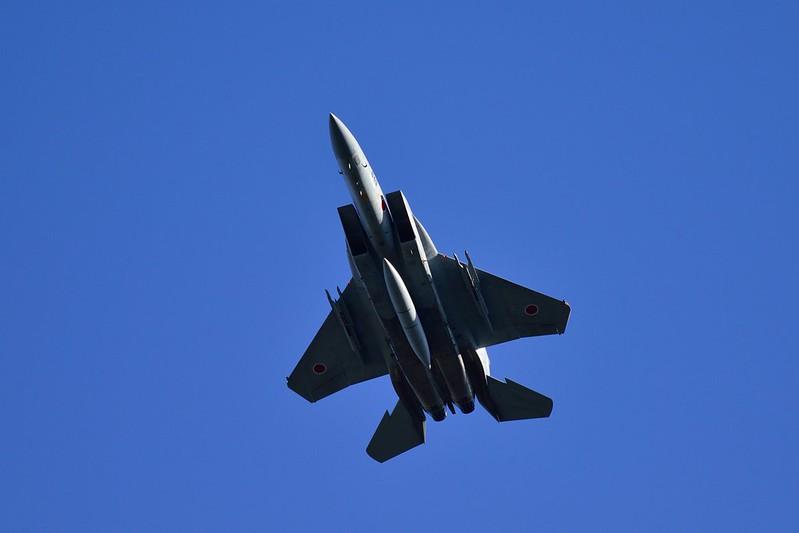 F-15J 303SQ / 入間基地航空祭2015