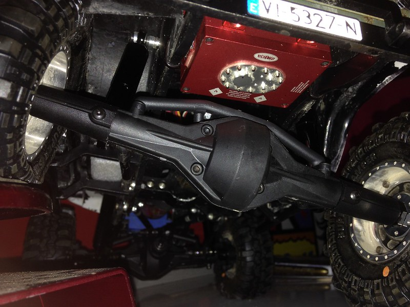 Jeep Wrangler YJ RcModelex 22575007549_5daf708cd3_c