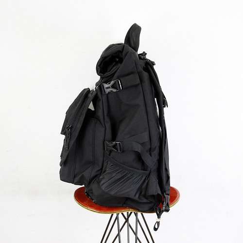 RIDE BAG / MESSENGER PRO / BLACK / No.687