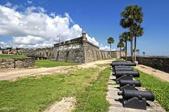 Castillo de San Marcos - Saint Augustine (Florida)