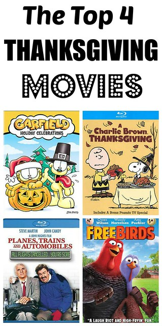 The Top 4 Thanksgiving Movies
