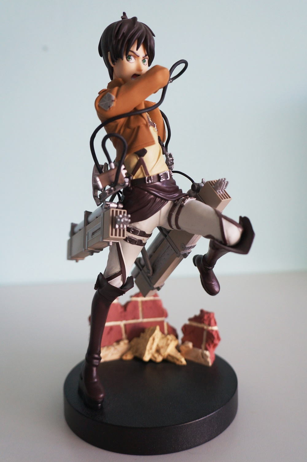 Eren Yeager figure from FuRyu
