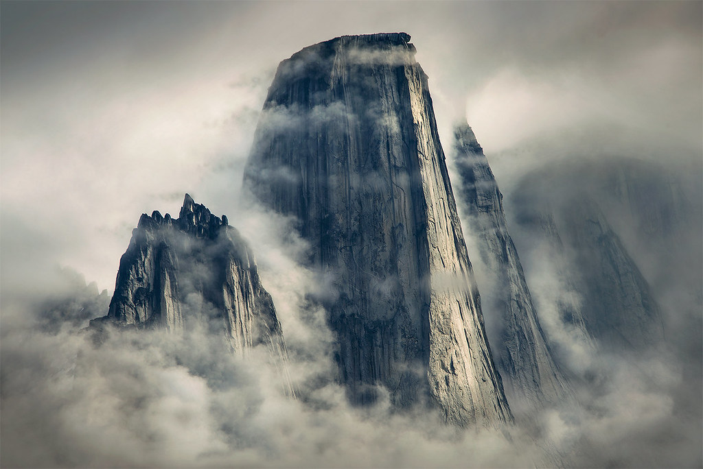 The Towers of Greenland