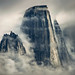 The Towers of Greenland by Max J R