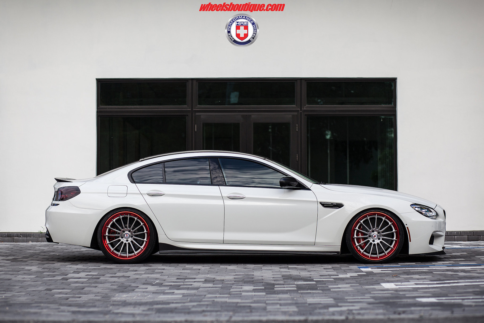 Wheels Boutique Bmw M6 Gran Coupe X Hre Rs103 Mbworld Org Forums