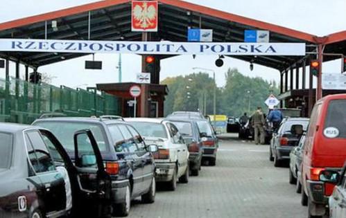 Українські та польські прикордонники домовилися про бурштин