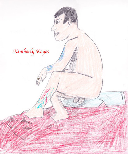 Life Drawing Session at Artomatic, November 21, 2015