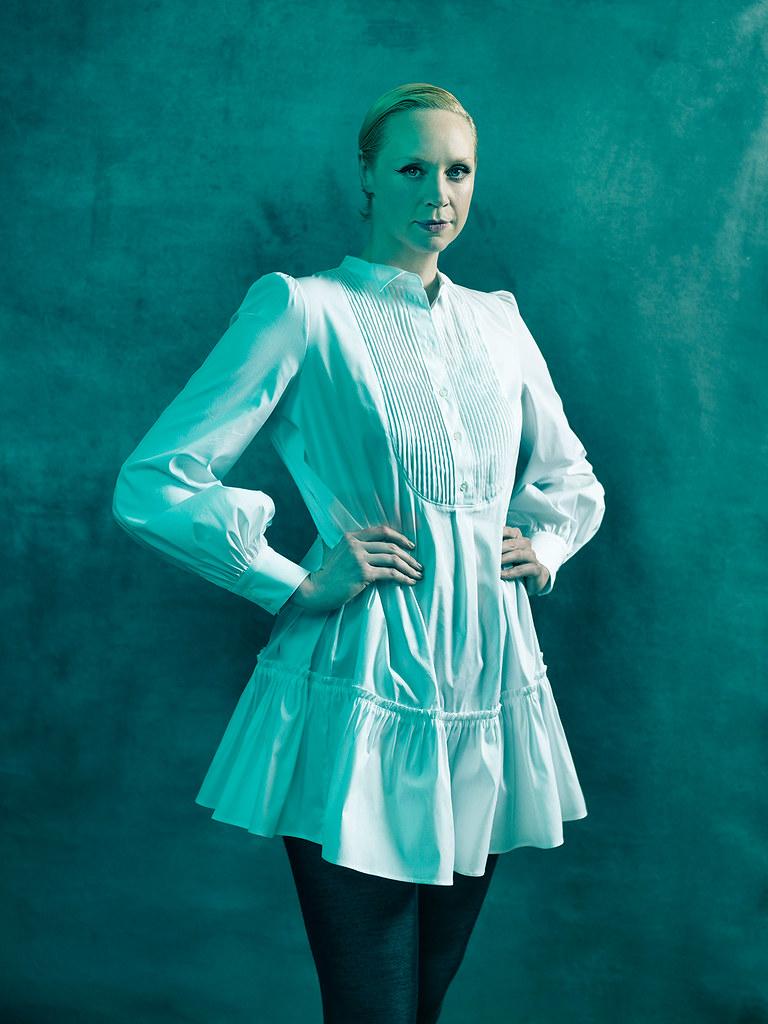 Гвендолин Кристи — Фотосессия для «Empire» 2015 – 2