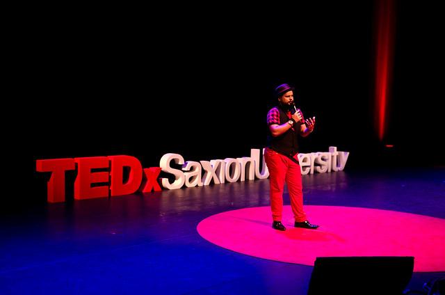 TEDxSaxionUniversity Pursuit of Happiness
