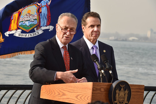 Schumer, Cuomo Call On Feds to Close Terror Gap