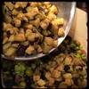 #homemade #caponata #caponatina #CucinaDelloZio - Then the #eggplant
