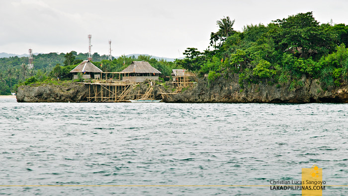 Boracay Island Hopping Crystal Cove