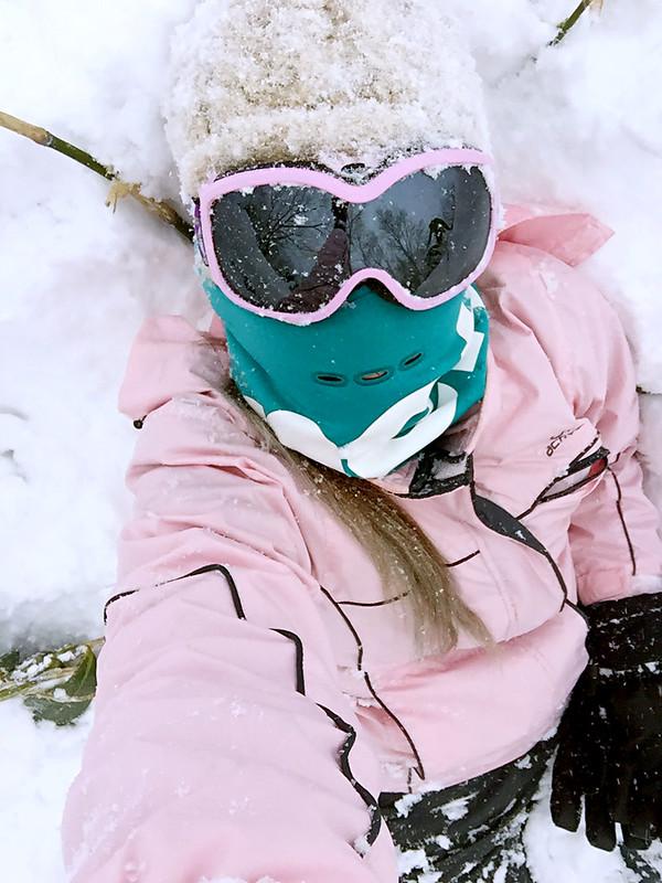 Snowboarding niseko 2015