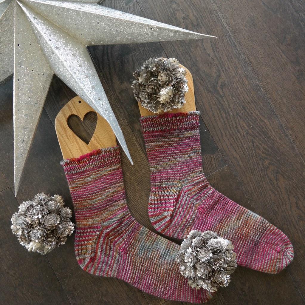 Socks for Shirley
