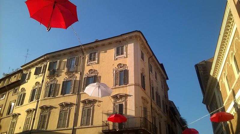Rome Near Piazza Farnese
