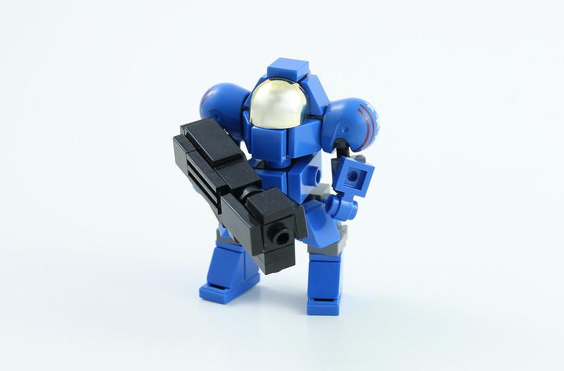 LEGO Starcraft 2 | Starcraft Marine